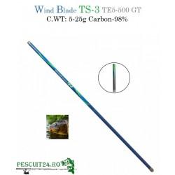 Varga/Undita TS-3  C.WT.5-25g carbon 98%  TE5-500GT