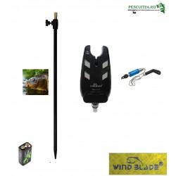 Set Senzor complet cu baterie, swinger si suport M1