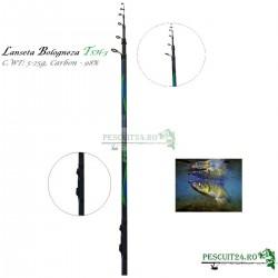 Lanseta Bologneza  TSH-3, TE7 - 700GT, C.WT: 5-25g,  Carbon 98%, Lungime  7m