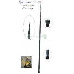 Varga/Undita Super Hard TS-2 700 C.WT: 5-25g Carbon 98%, Lungime  7 m
