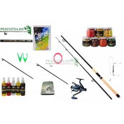 Kit Lanseta Crap Epoxy ® 2102 + Mulineta G3- RM3000, Accesorii si FIR CADOU