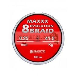 Fir textil Hakuyo Evolution 8x Braid , lungime 100m