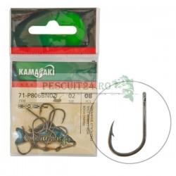 Carlige Kamasaki P806BN, Marime 1, 2, 4, 6, 8, 10