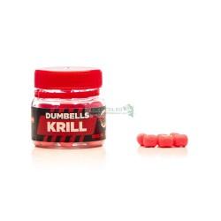 DUMBELLS METHOD FEEDER KRILL 6mm 10g