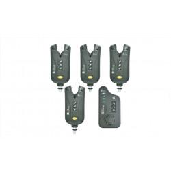 Statie cu Avertizori Black Buster XE 4+1, Statie wirelles model 2020