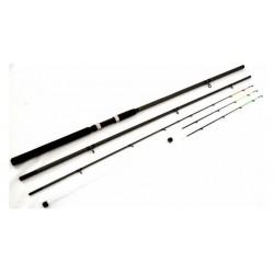 Lanseta Feeder FD-1 50% Carbon up to 160g cu 3 varfuri 3.90m