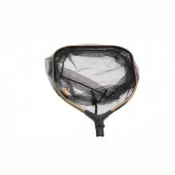 Minciog Hakuyo pliabil cu plasa ceruita, Dimensiune 70x60, Lungime coada minciog 180 cm