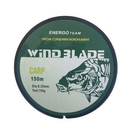 Fir monofilament CARP WIND BLADE