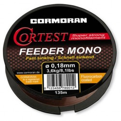 CORMORAN FIR CORTEST FEEDER S 018MM/3,6KG/135M
