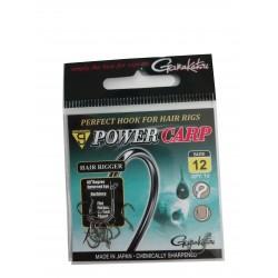 Set 10 ace GAMAKATSU POWER CARP HAIR RIGGER