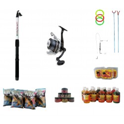 Set complet Lanseta Xtreme Fishing 2.7m