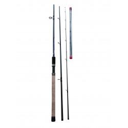 Lanseta Wind Blade Super Feeder 3.90 m, Actiune:60g-120g